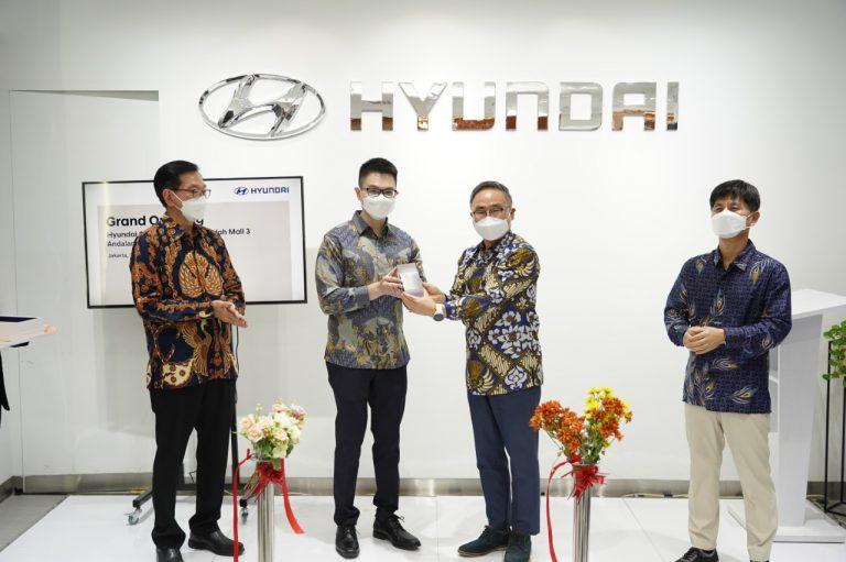 Hyundai Buka Hyundai City Store di Mal Pondok Indah 3