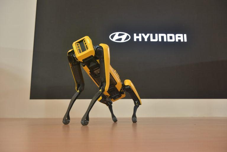 Hyundai Motors Indonesia Hadirkan Robot Pintar Berkaki 4 dari Boston Dynamics