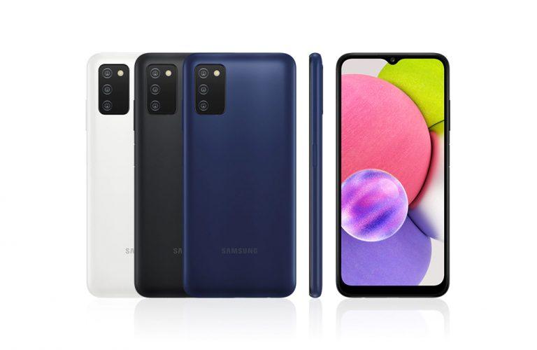 Samsung Galaxy A03s Hadir untuk Menunjang Aktivitas Pengguna Seharian dengan Harga Sejutaan