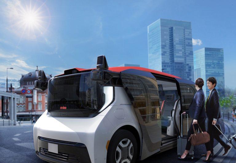 Honda akan Mulai Uji Coba Peluncuran Bisnis Layanan Mobilitas Kendaraan Otonom