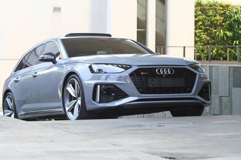 Audi Luncurkan New Audi RS4 Avant, Model Station Wagon Bermesin 444 Dk