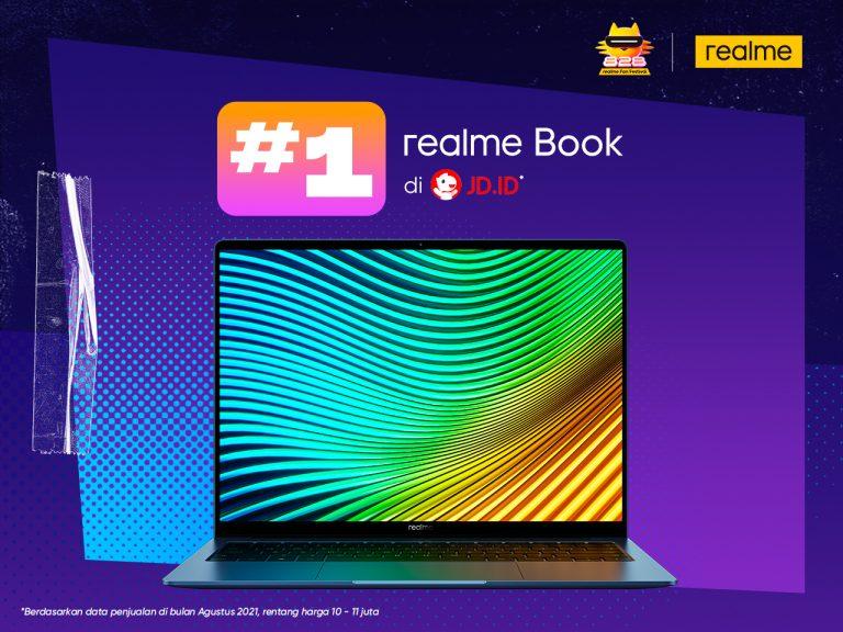 Realme Ukir Prestasi Penjualan Signifikan di Realme Fan Festival 2021