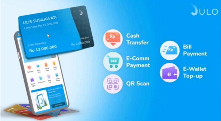 Julo Berkembang Lebih Digital dan Dinamis, Pinjaman Bisa Ditransformasi ke Berbagai Kebutuhan