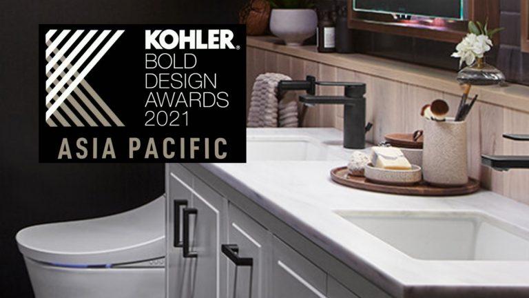 Kohler Bold Design Awards Asia Pacific 2021 Digelar, Saatnya Desainer Tunjukkan Bakat dan Inovasinya