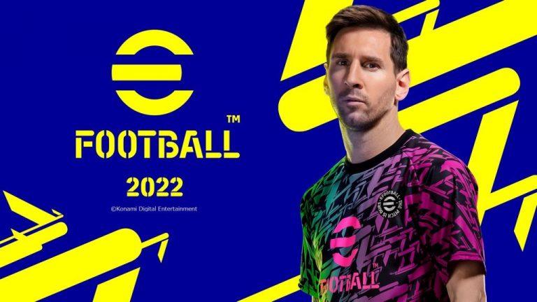 Konami Umumkan Detail Permainan eFootball™ 2022, Kapan Peluncuran Resminya?