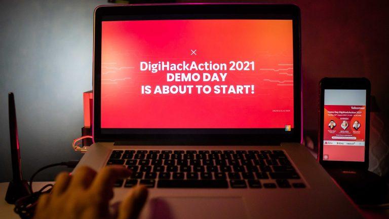Tiga Ide Inovatif dan Revolusioner yang Menjadi Juara di Pergelaran Telkomsel DigiHackAction