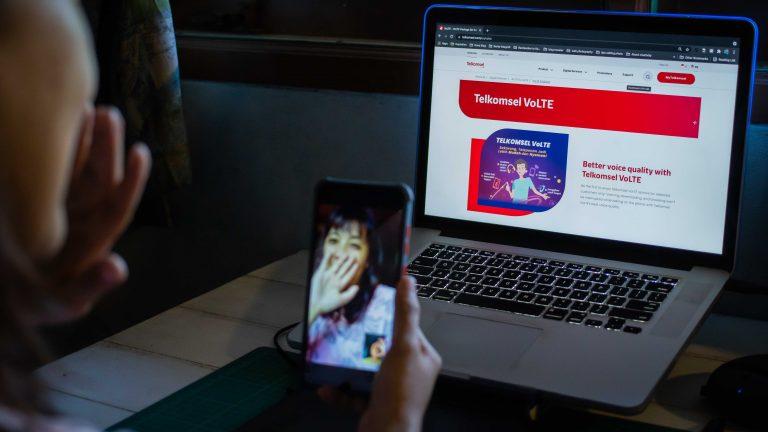 Layanan VoLTE Telkomsel Sudah Bisa Dinikmati di 219 Kota di Indonesia