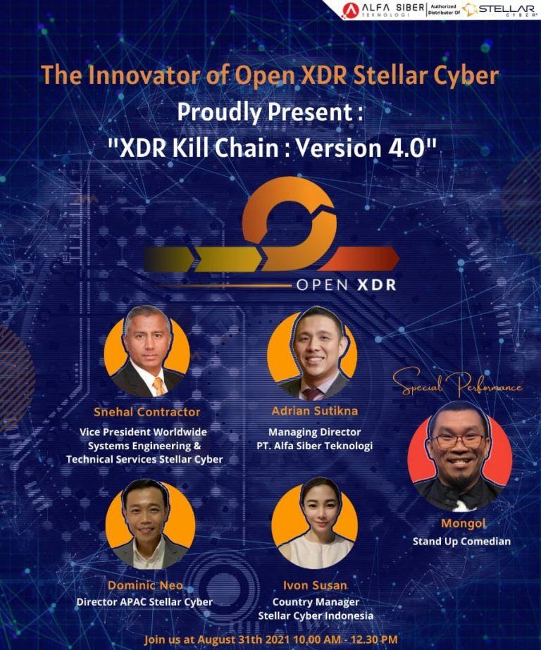 Tawarkan Solusi Perlindungan Siber Komprehensif, Stellar Cyber Gandeng PT Alfa Siber Teknologi sebagai Distributor Baru di Indonesia
