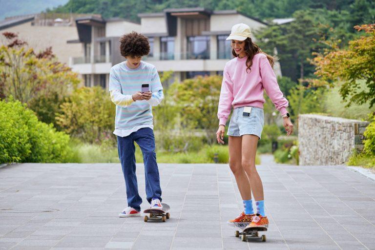 Galaxy Z Flip3 5G, Perangkat Fashionable yang Bikin Cara Baru Menggunakan Smartphone