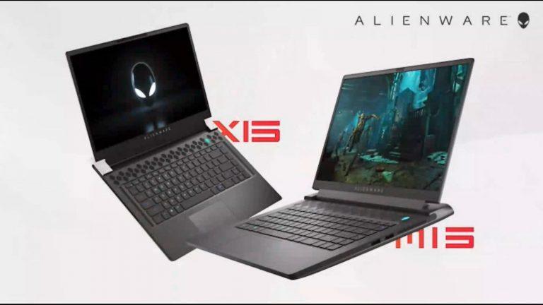 Dell Hadirkan Laptop Gaming Alienware M-Series dan Dell G-Series