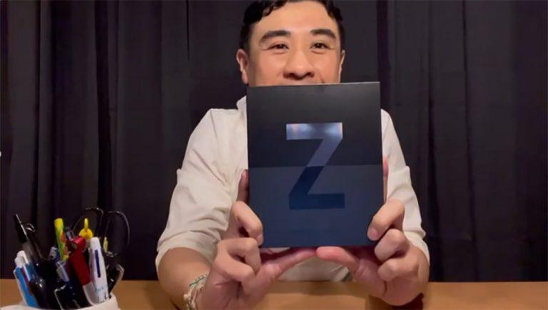Galaxy Z Fold3 5G Jadi Smartphone Andalan Axton Salim, Apa yang Membuatnya Tertarik?