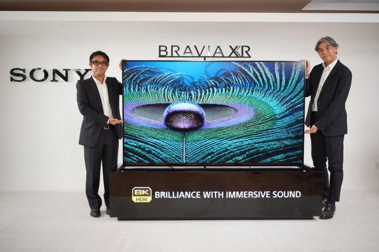 Sony Indonesia Hadirkan 4 Model TV Bravia XR Terbaru dengan Teknologi Cognitive Processor XR