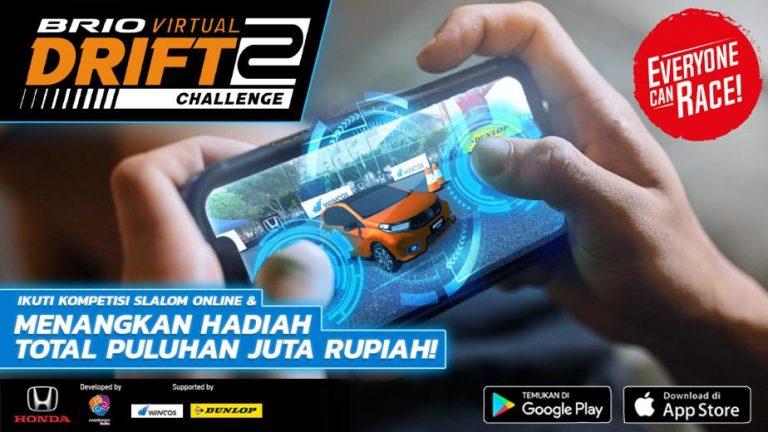Brio Virtual Drift Challenge 2 Kembali Bergulir, Catat Jadwal Lengkapnya!